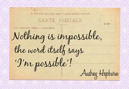 i´m possible